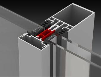 facade-systems blyweert-aluminium kratos - aluminium-joinery