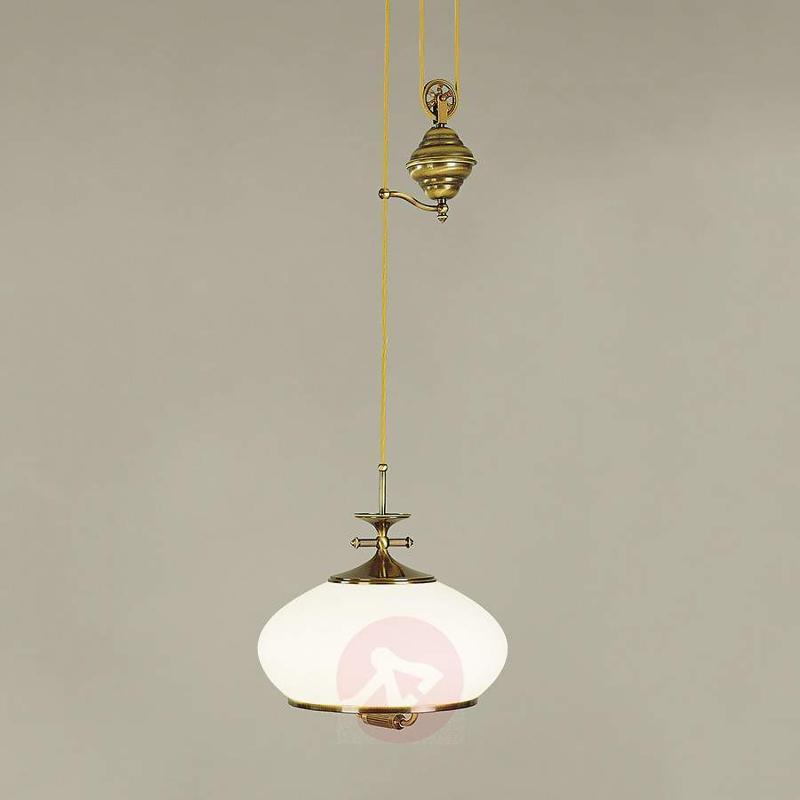 Empira Hanging Light Height Adjustable - Pendant Lighting