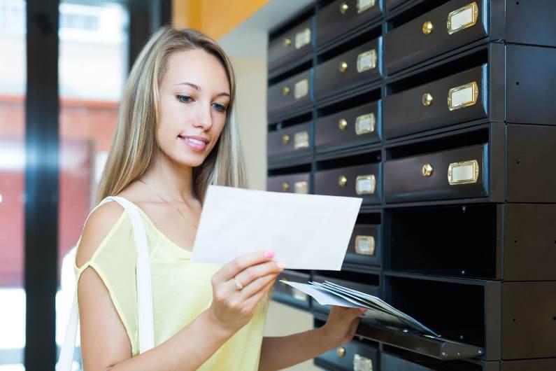 Briefkastenöffnung / Briefkastenschloss wechseln - SMARTKEY
