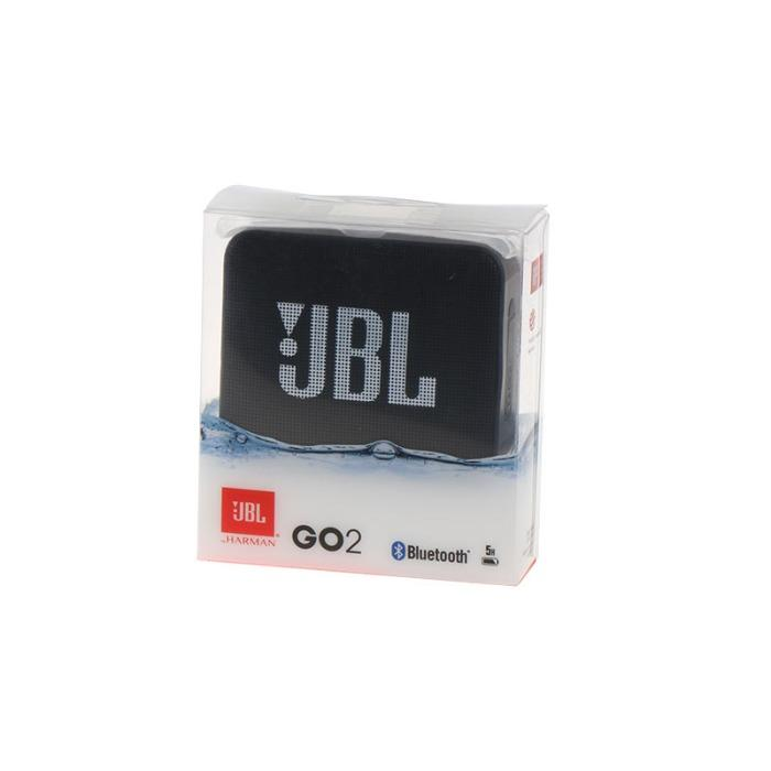 Głośnik z JBL - JBL Głośnik JBLGO2BLK GO2 czarny