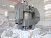 Alternateurs pour le secteur hydroélectrique - null