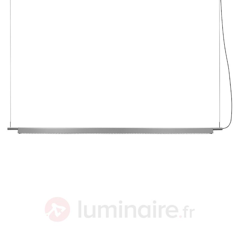Compendium - longue suspension LED en aluminium - Suspensions LED