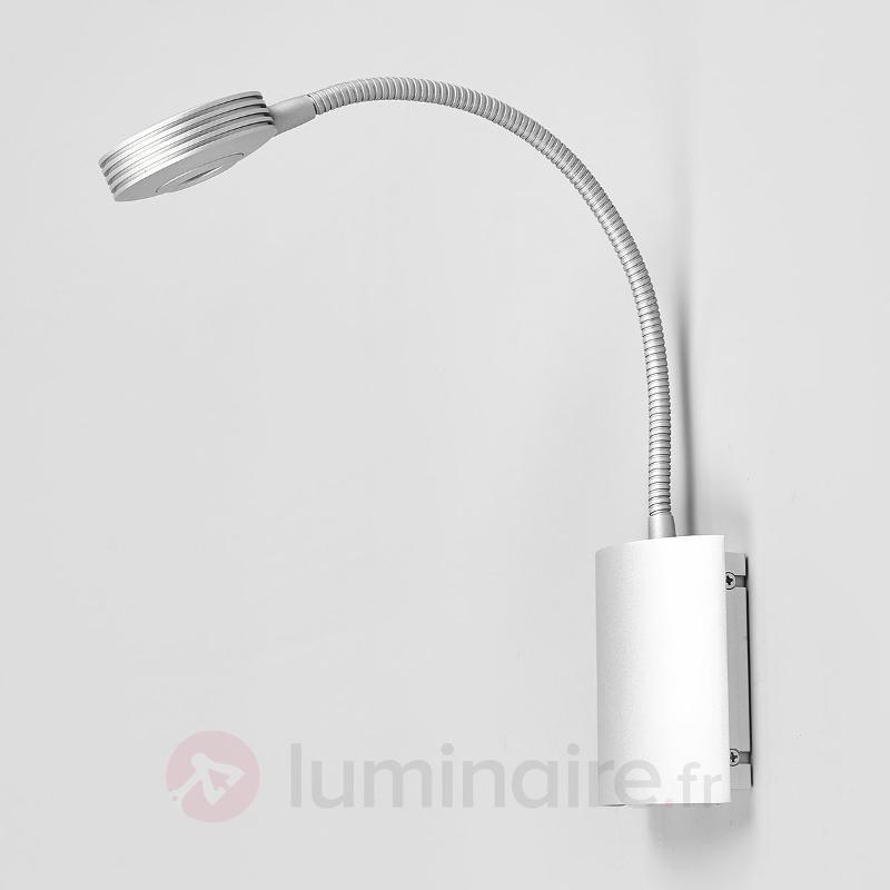 Applique réglable Adina avec bras LED flexible - Appliques LED