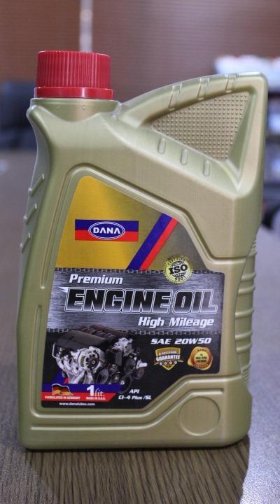 DANA LUBRICANTES I Aceite Motor Grasa Lubricantes -