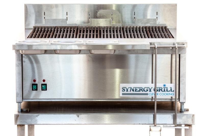 SYNERGY GRILL SG900
