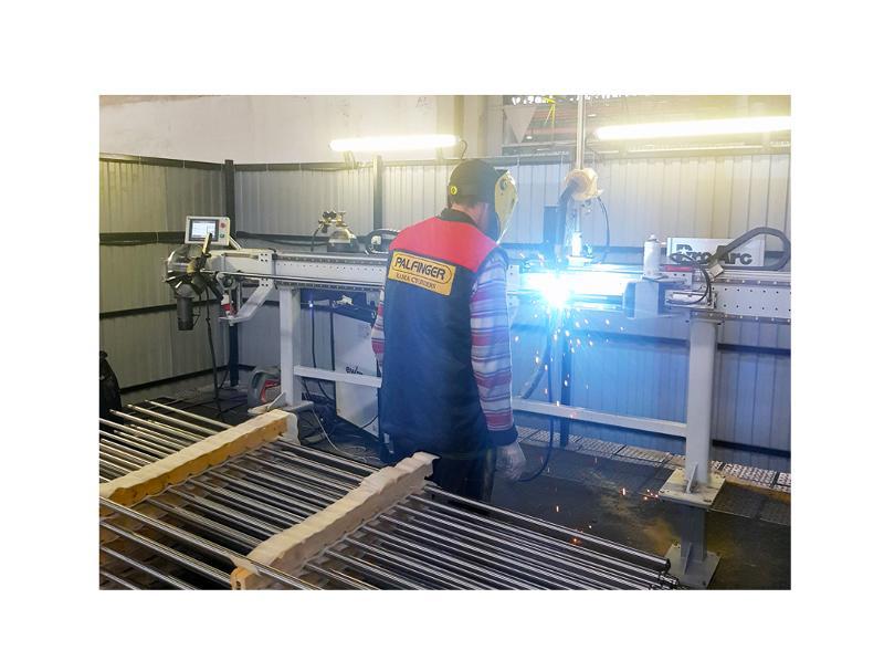 Lathe type welding positioner - ProArc CW series