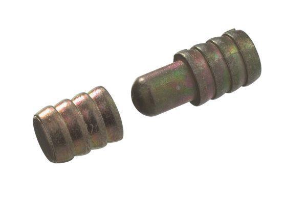 Bussola e spina per prolunga tavoli (ugonotti) - Accessori per Tavoli