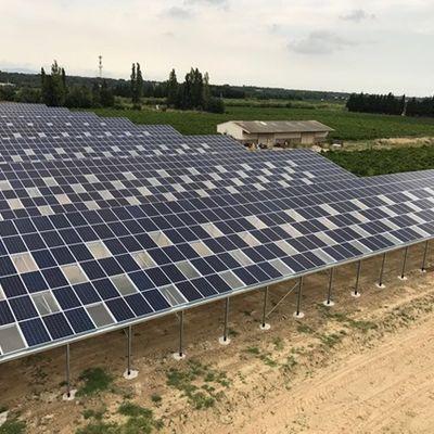 Invernaderos fotovoltaicos - Invernaderos fotovoltaicos monopendiente
