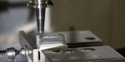 CNC-Fräsen für Industrieanlagenbau -