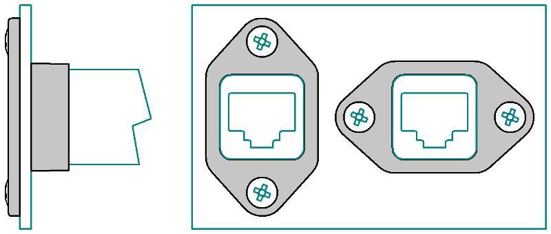 Network Isolators - Z-4-SF-EXT