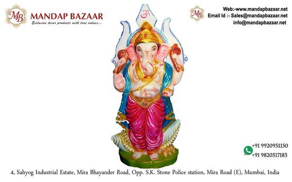 Ganpati Murti - Om Ganeshji