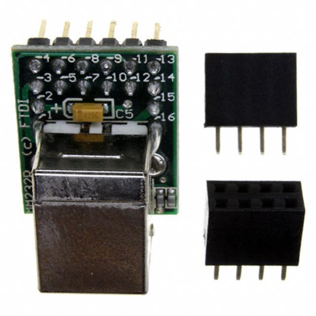MOD USB UART MINI DEV FT232R - FTDI, Future Technology Devices International Ltd MM232R