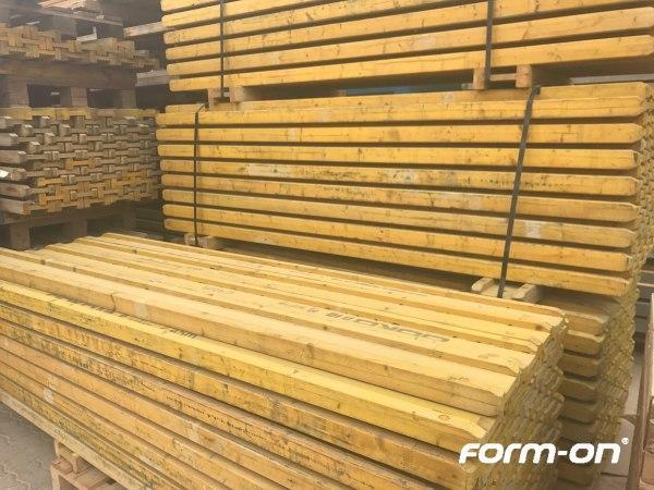 Formwork beam used - Doka formwork beams H16 P - new & used!