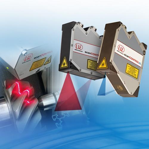 2D/3D Laser Profile Scanners - scanCONTROL