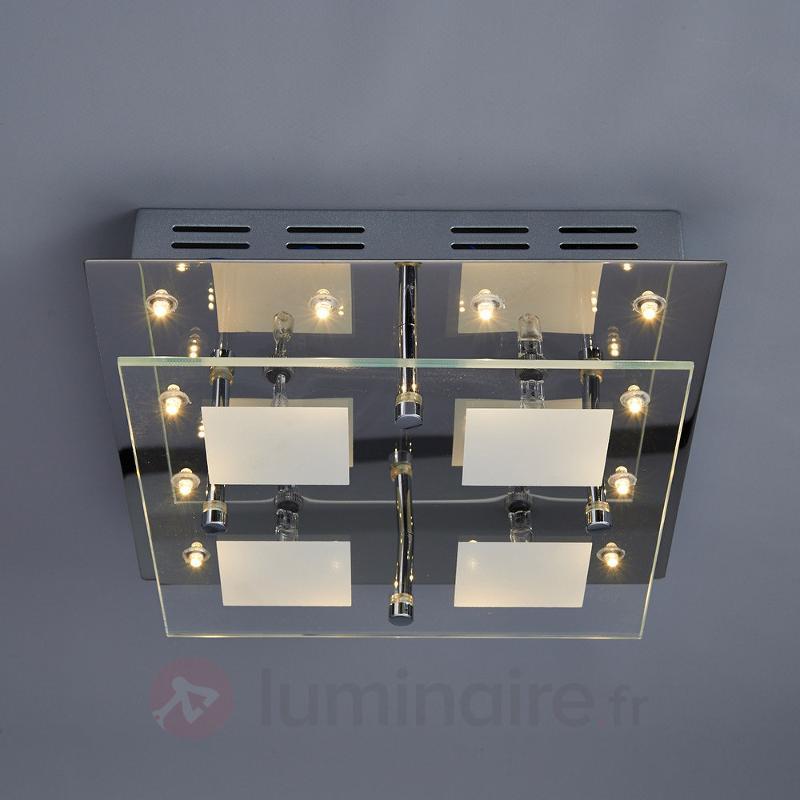 Plafonnier LED Eleana décoratif - Plafonniers LED
