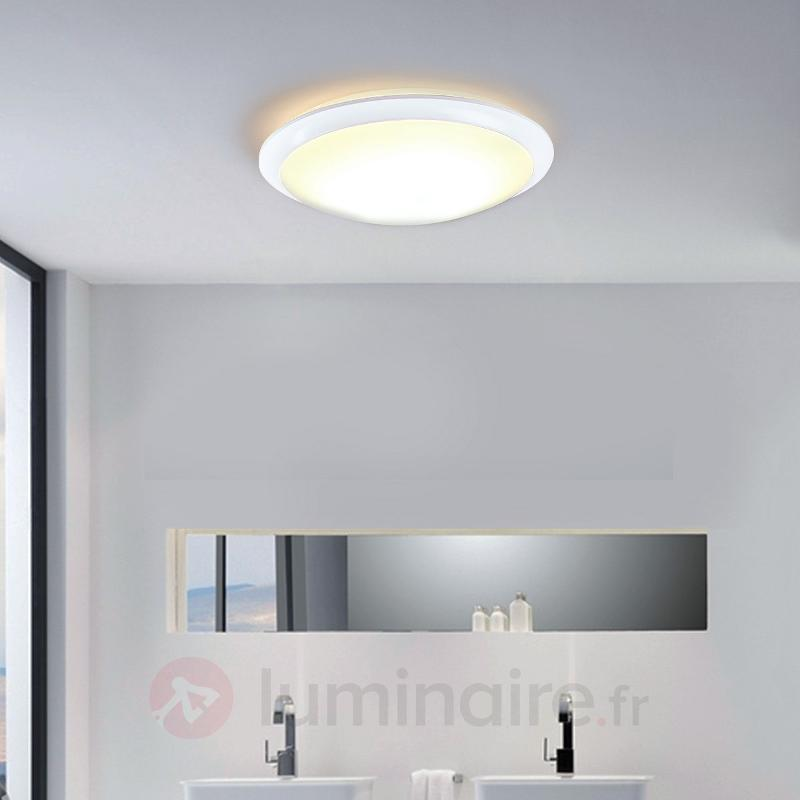 Plafonnier LED rond Arika - Plafonniers LED