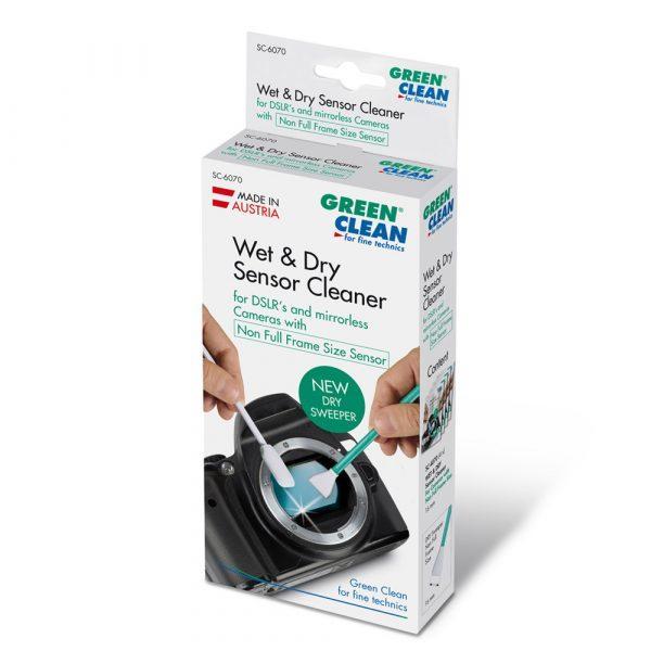 """Wet & Dry Sensor Cleaner """"non full frame size"""" (16 mm) - null"""