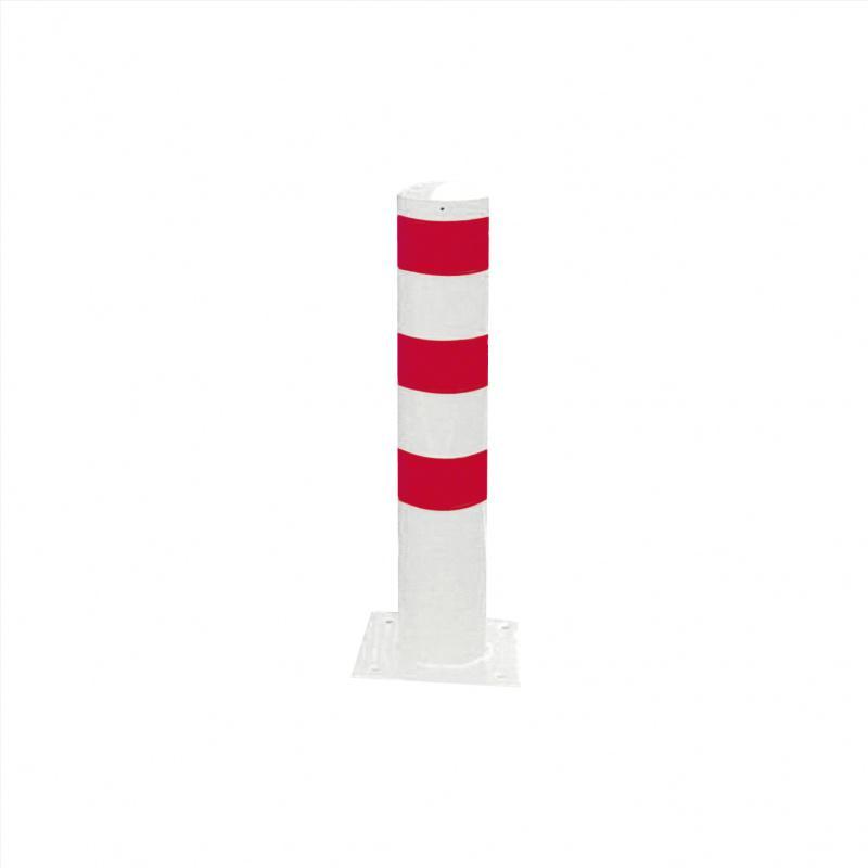 Barrier post - Barrier posts are hot-dip galvanized EN ISO 1461