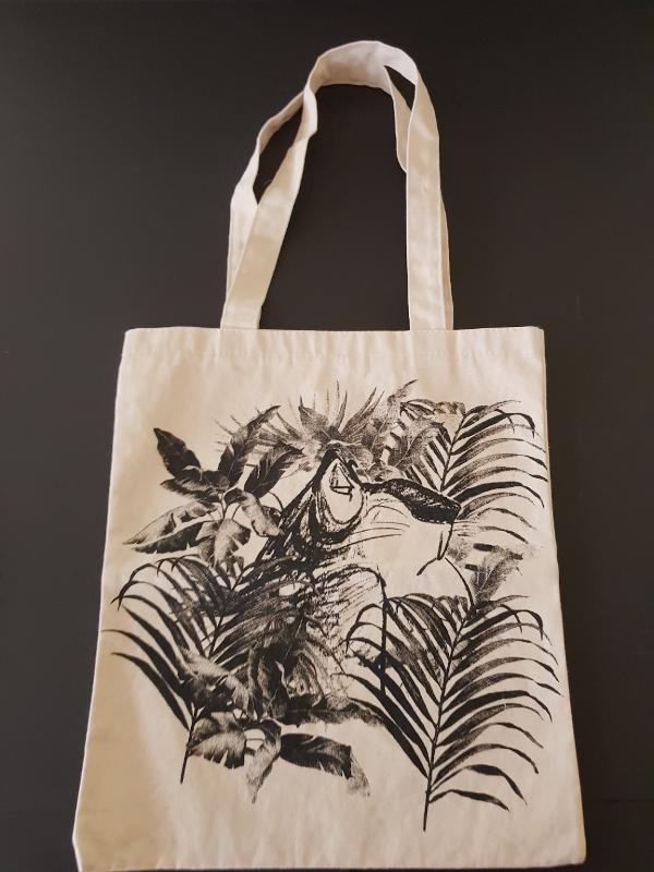 Sac Coton - Sac type shopping bag
