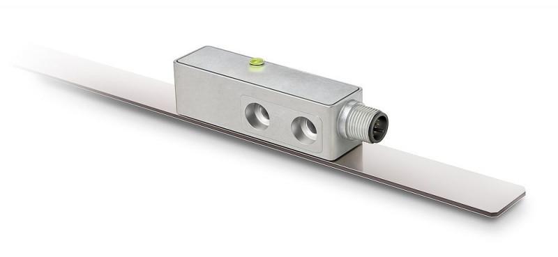 磁性传感器 MSA501 - 磁性传感器 MSA501, 绝对值式,接口 SSI,CANopen,分辨率 1μm