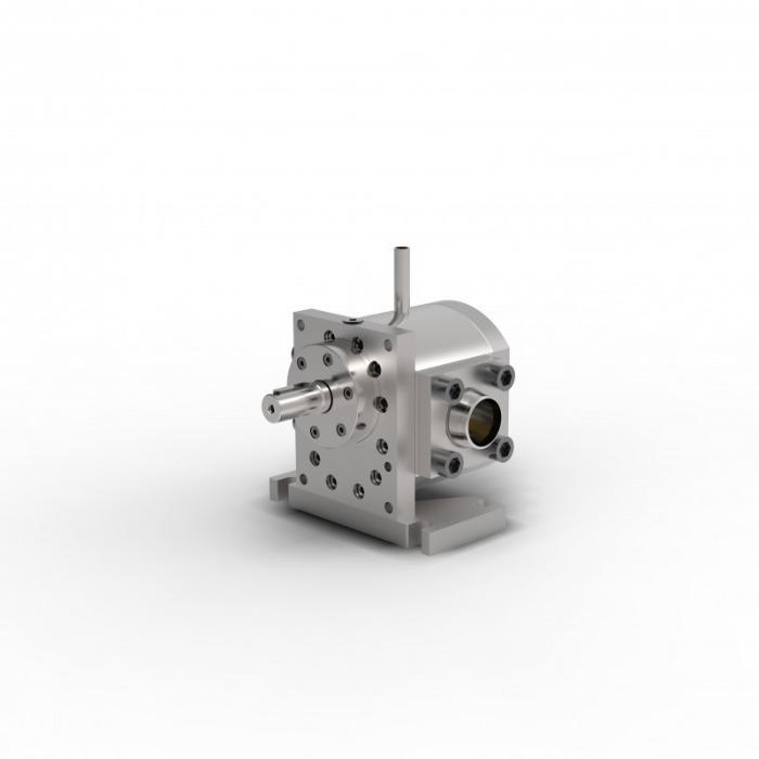 不锈钢化工泵液压加热 - 用于高要求任务的液压加热化工泵。