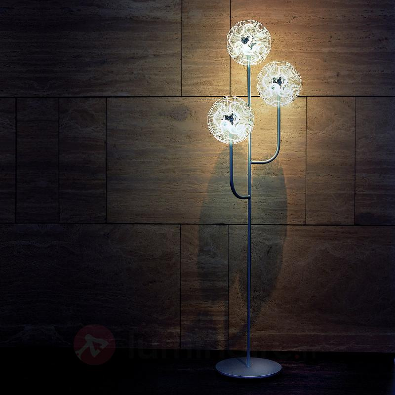 Lampadaire LED Coral au design chic - Lampadaires LED