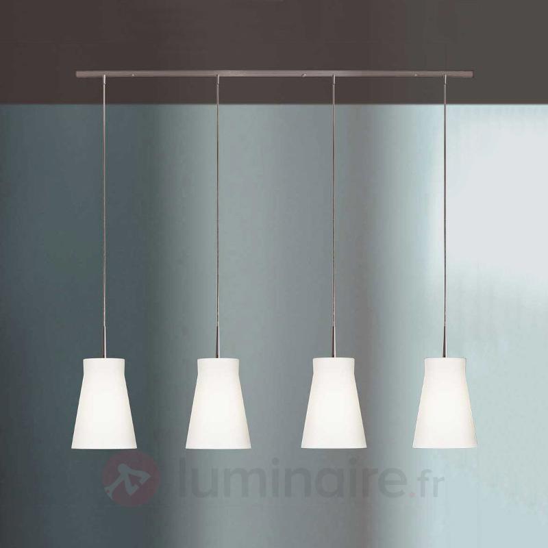Momo - suspension à plusieurs lampes - Suspensions design