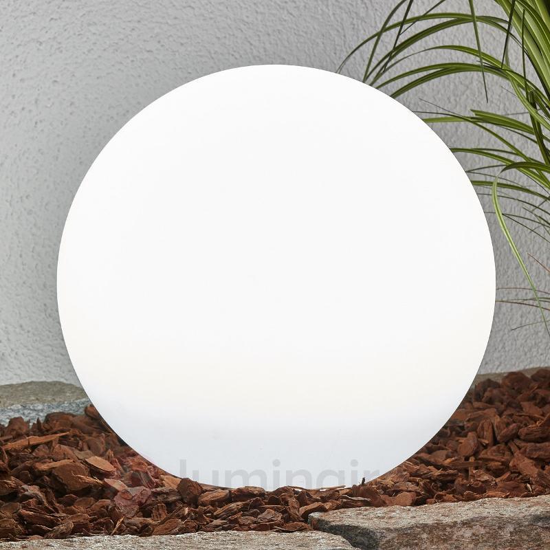 Lampe solaire LED décorative Lago sphérique - Toutes les lampes solaires