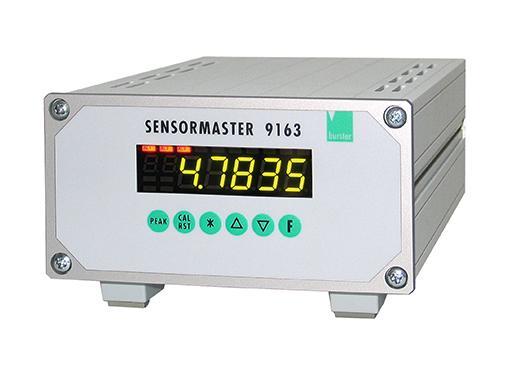 Sensor Electronics Panel meters (built-in and desktop)