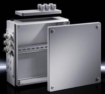 Small enclosure - Terminal boxes Stainless steel - KL 1521.010