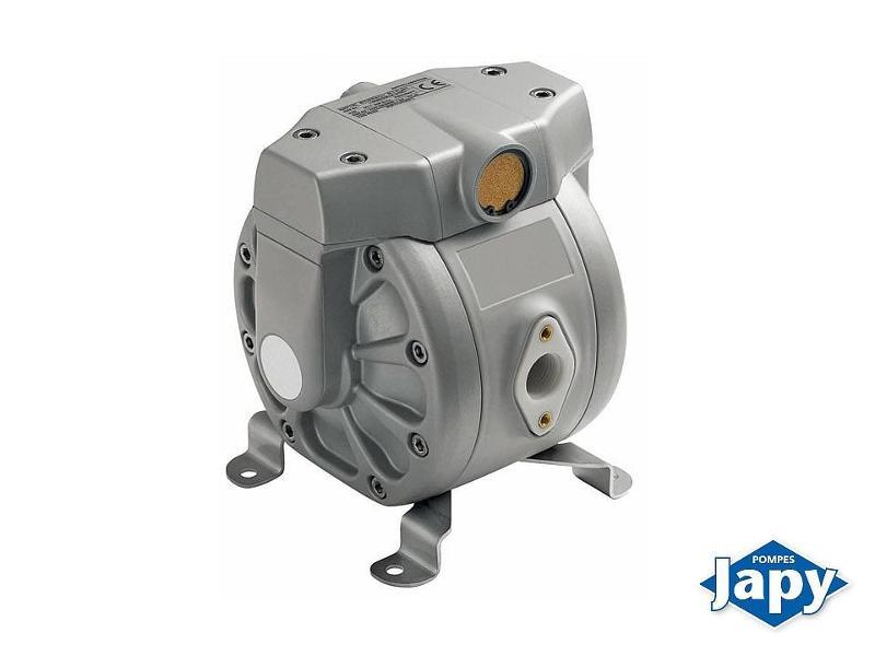 Pompe pneumatique à membrane - PP1 SAN - null