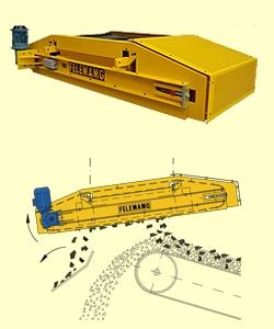 ELECTRO MAGNETIC OVERBAND SEPARATOR