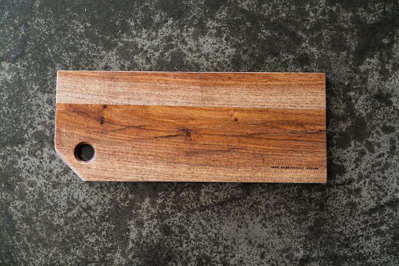 L E D Cheese / Snack / Chopping Boards - Homeware & Textiles