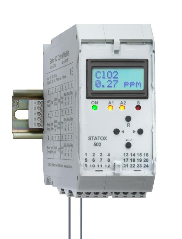 Control Module SIL 2 Standard