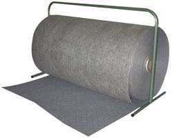 Rouleau absorbant tout liquide, tapis simple... - RTL 9276 AR Absorbants fibres et granulés