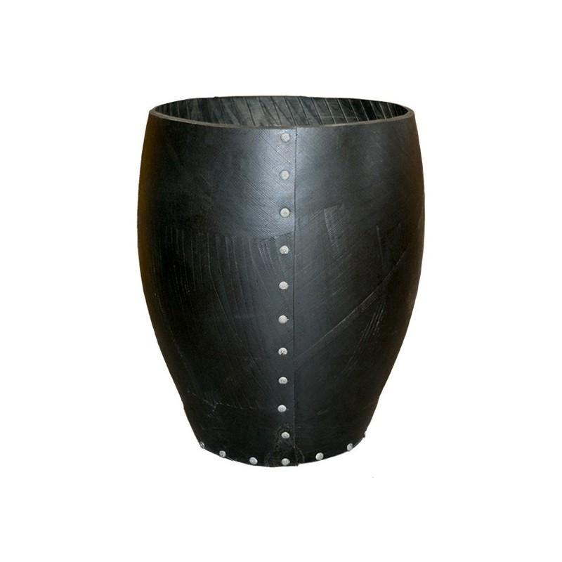 Cache Pot H70 - PNEU RECYCLÉ