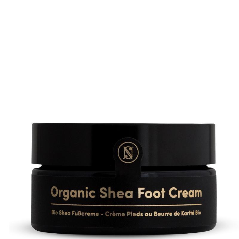 Organic Shea Foot Cream 100ml - Regenerating Foot Spa  - For Dry Feet &Cracked Heals w/Shea Butter, Marula Oil,Salicylic Acid & Aloe Vera