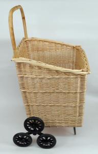 Chariot à bois - null