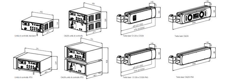 Marcatore Laser Domino D620i - null