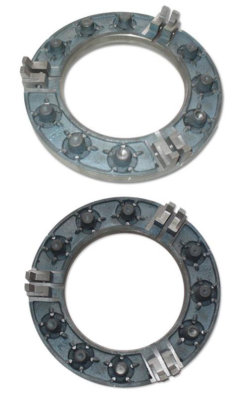 Clutch plate of Lancia - Parts for antique cars