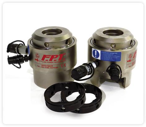 TTS ( Hydratight-Tentec-Enerpac ) - Tendeurs hydrauliques