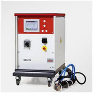 ECO LINE HF - Generators - ECO LINE HF generators: Robust technology — efficient heating processes