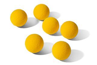 FOAM BALL  - Ø 40 mm # 40-65