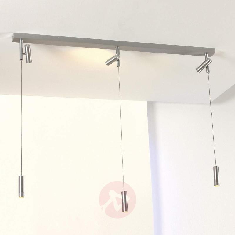 Individually adjustable LED pendant lamp Stage - Pendant Lighting