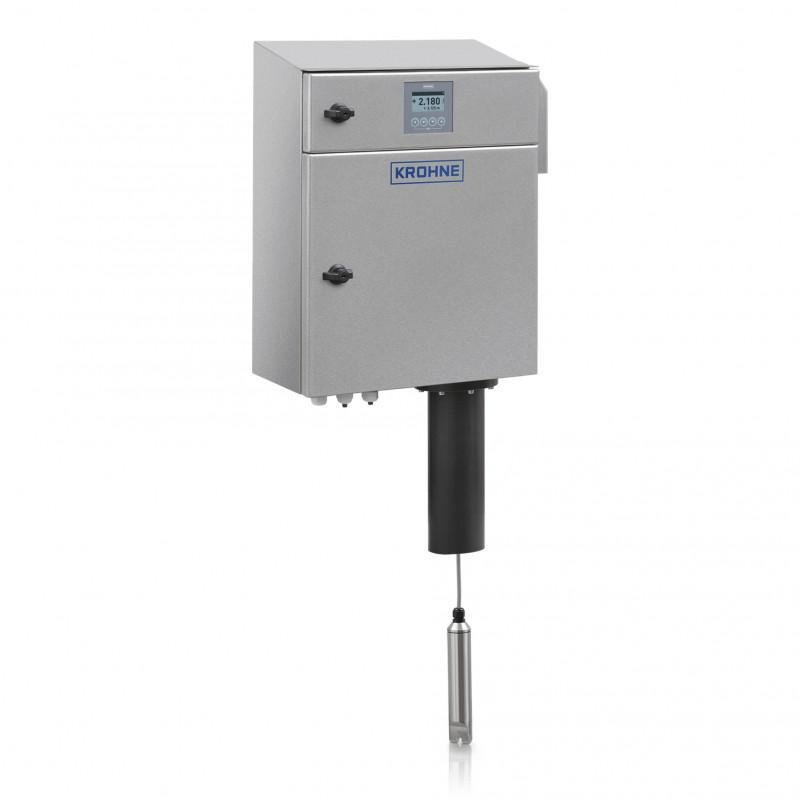 OPTISYS SLM 2100 - Jauge de niveau pour boue / optique / numérique