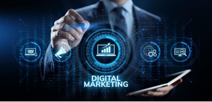 Digital Marketing Consultant Agency Service -
