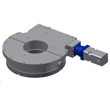 NC special tables - NC rotary table SKH-NC6/F