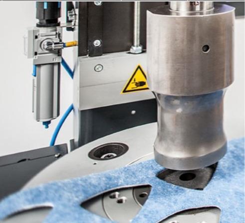 Системы ультразвуковой сварки USP - Пресс для сварки с обеспечением оптимального качества в различных областях приме