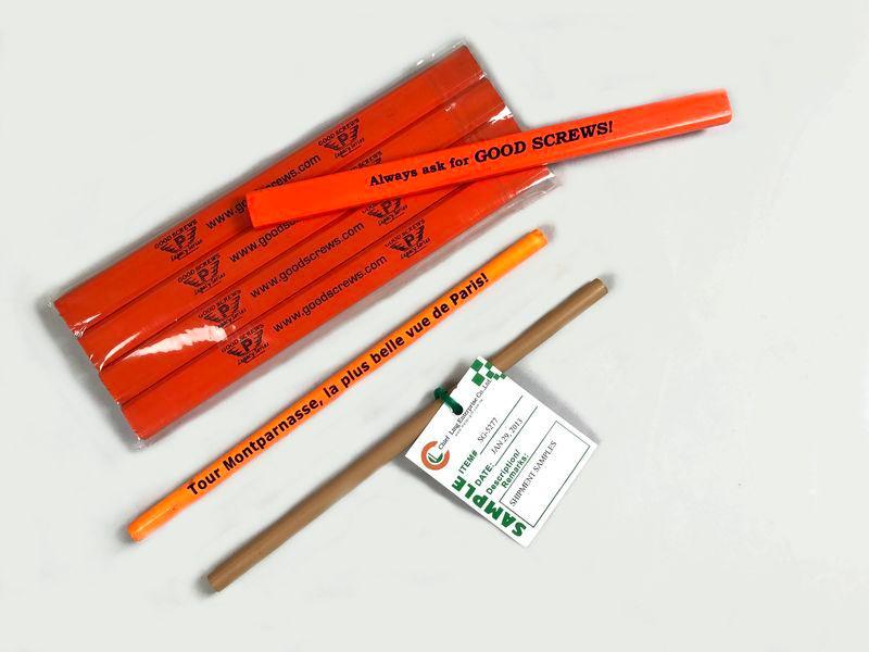 Деревянный карандаш -