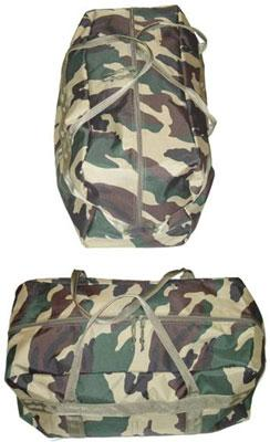 Equipment / Luggage Luggage - CAMO PARATROOPER BAG